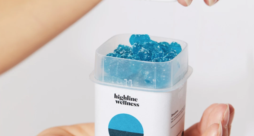 Highline Wellness gummies are the ideal introduction to CBD