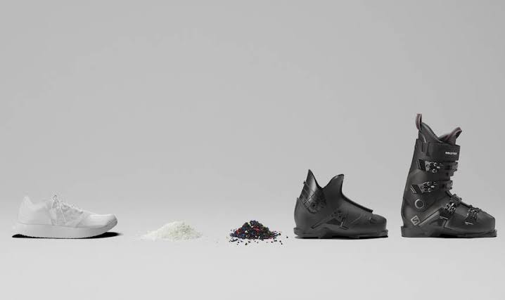Salomon divulges running shoes that get transformed into ski boots