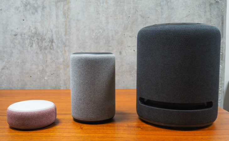 Apple and Spotify's podcasts come to Echo gadgets in the US