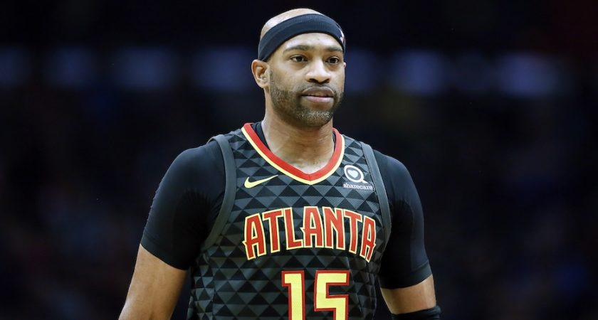 Vince Carter becomes first NBA player to show up in four decades