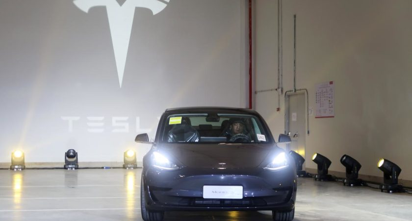 Tesla cuts cost for China-made Model 3 vehicles before delivery