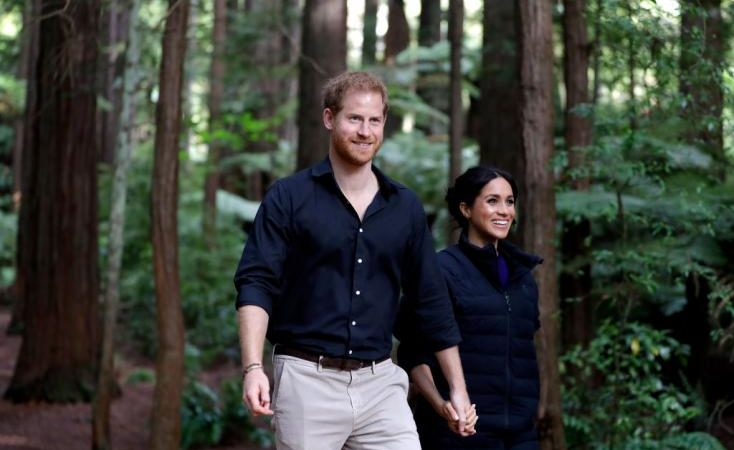 Inside Prince Harry and Meghan Markle's Healthy Lifestyle