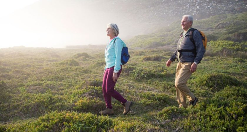 A healthy lifestyle can provide people an additional decade free of disease