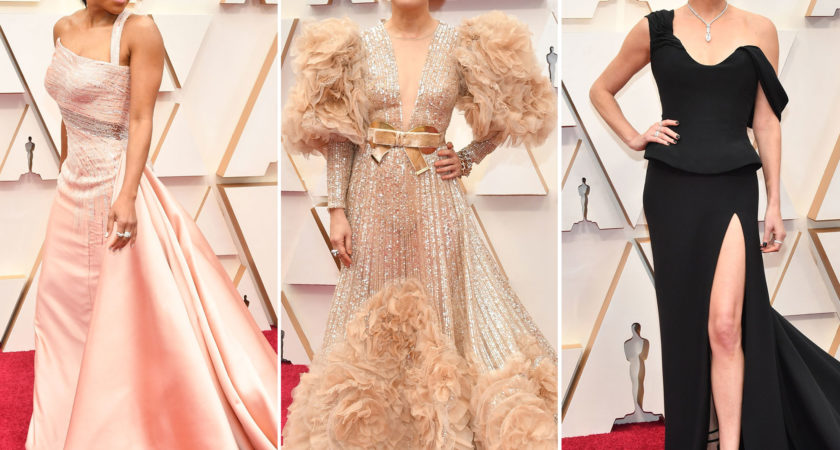Best fashion trends from the 2020 Oscars
