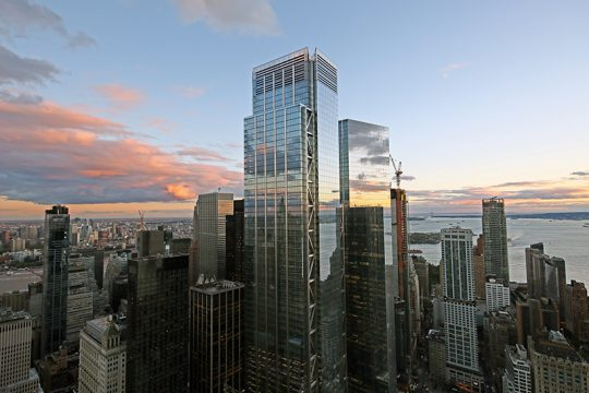 More fashion firms moving to FiDi and World Trade Center zone