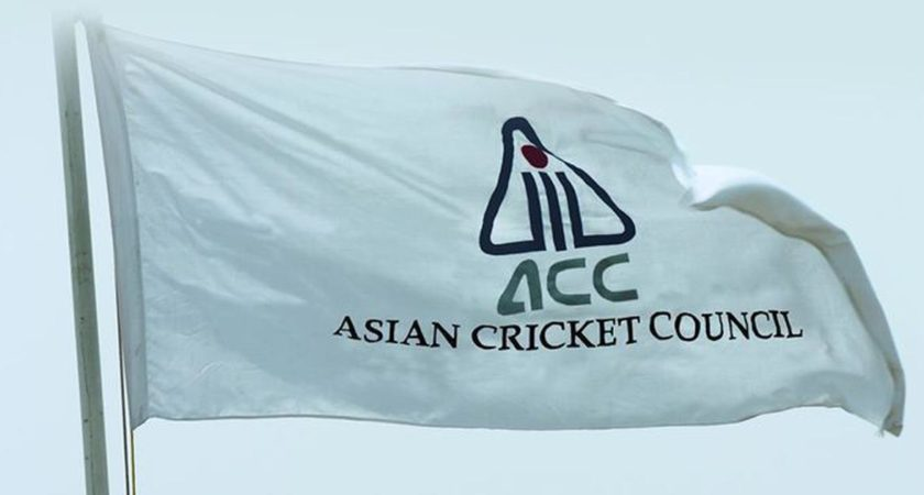 Asian Cricket Council holds meeting on Monday